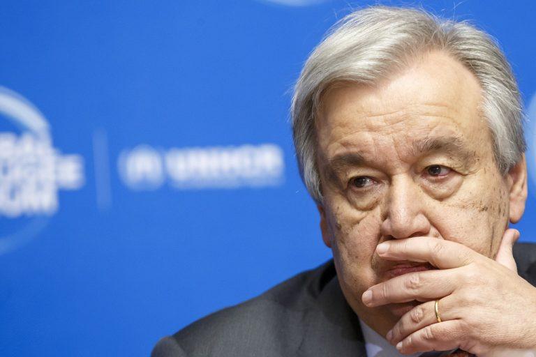 António Guterre