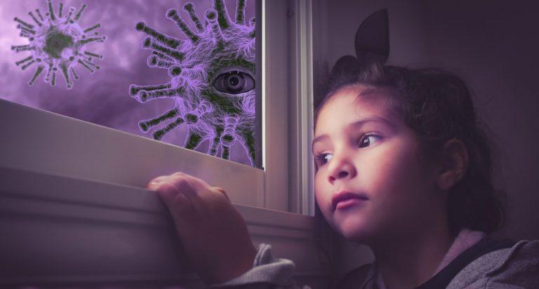 koronavírus, karanténa, deti