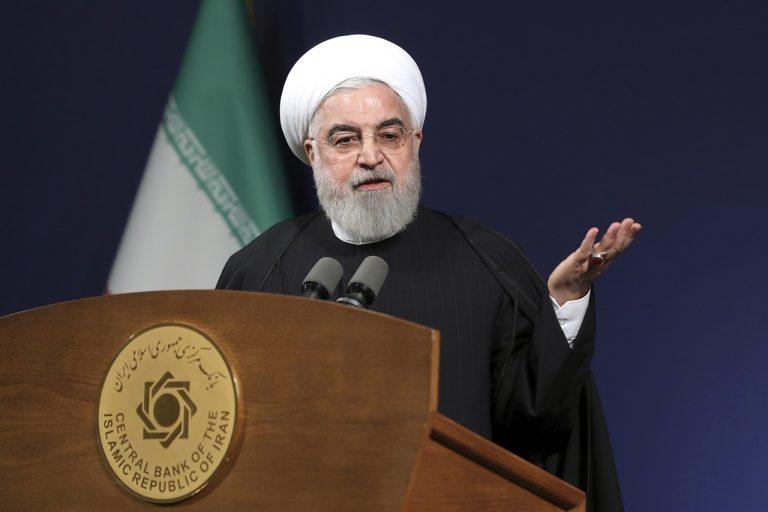 Rúhání, iran