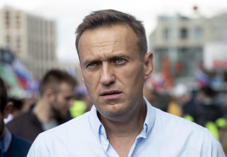 Alexej Navaľnyj, moskva, opozicia, rusko