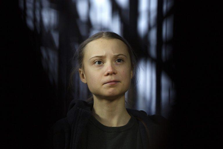 Gréta Thunbergová