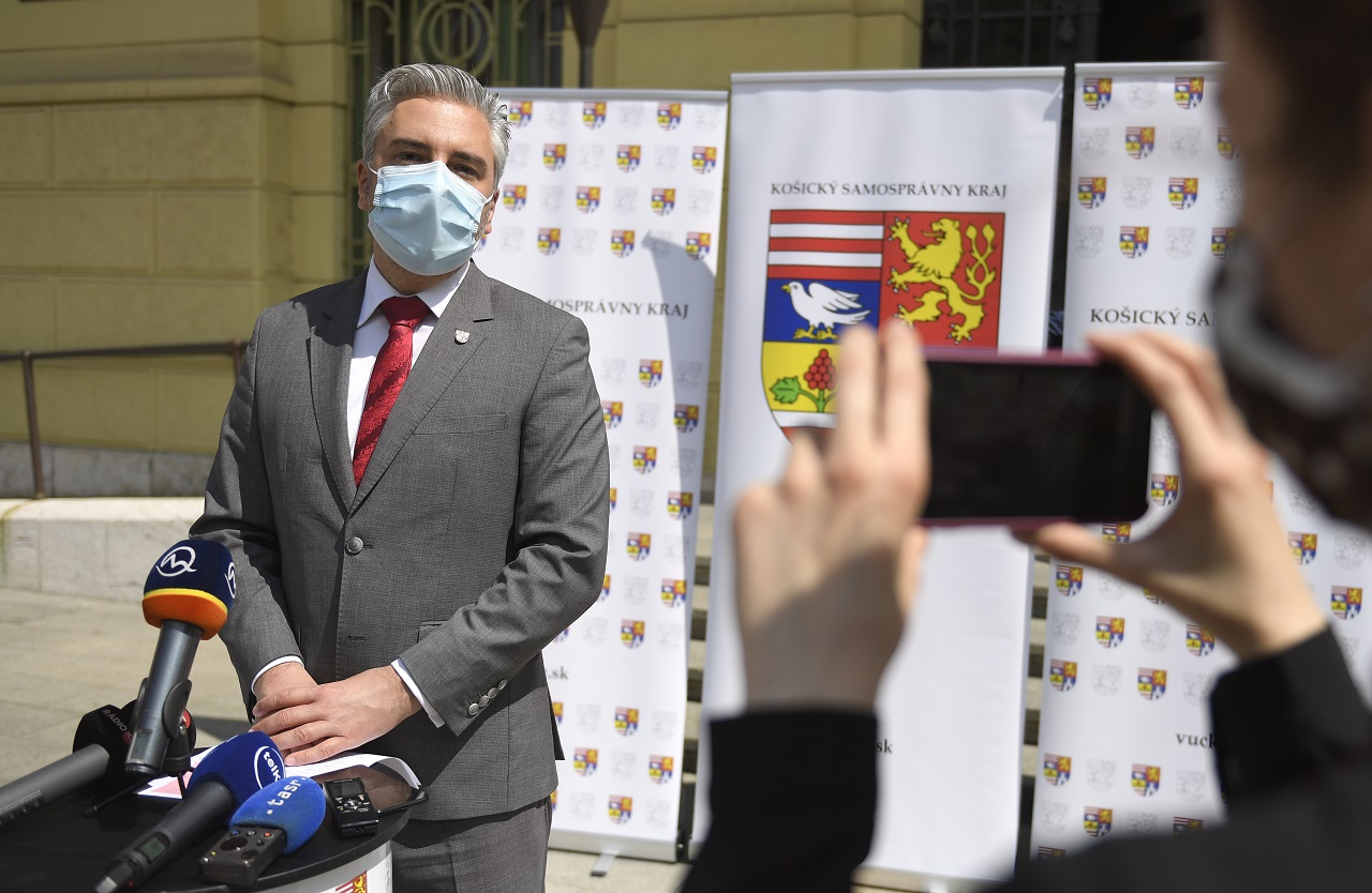 predseda KSK Rastislav Trnka