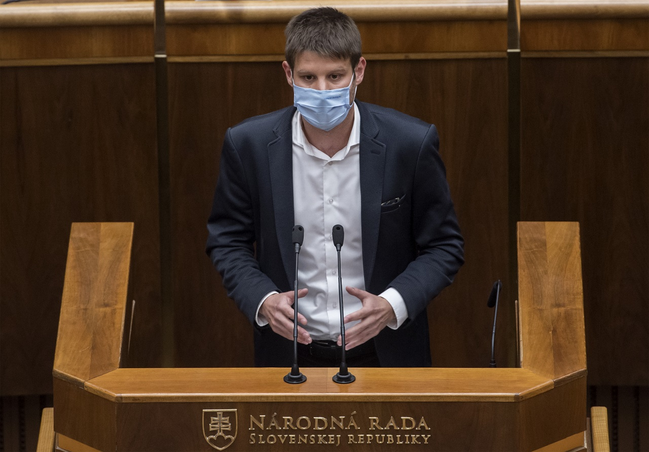 europslanec Michal Šimečka