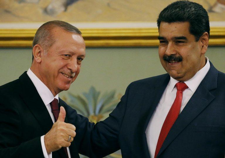 Nicolás Maduro, Recep Tayyip Erdogan
