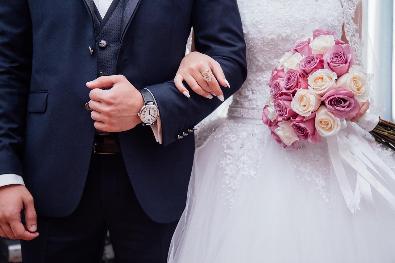 nevesta, ženích, svadba