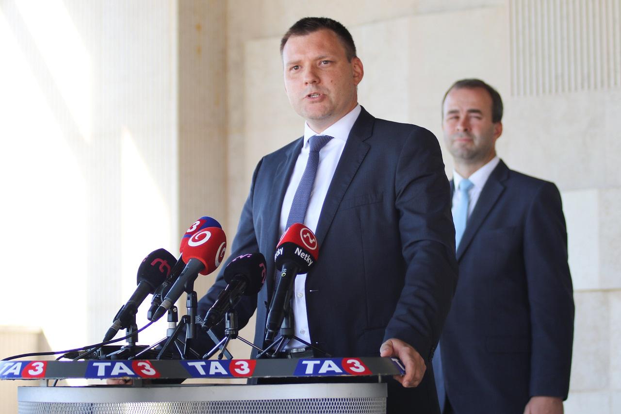 Tomáš Taraba, Ján Podmanický