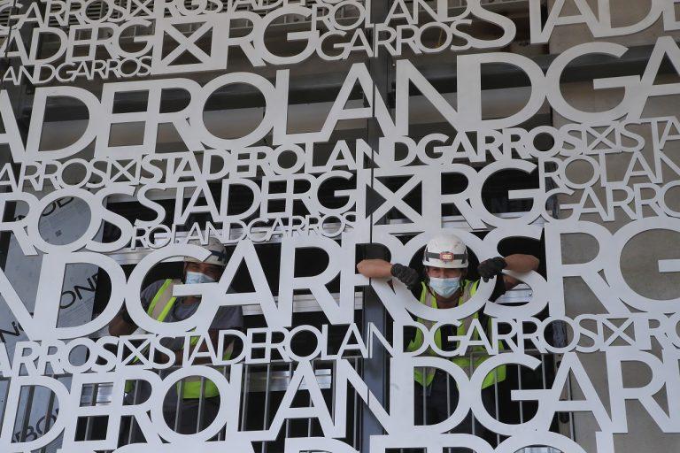 Tenisový areál Rolanda Garrosa