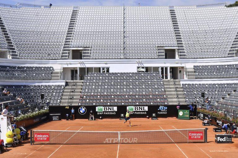 turnaj ATP v Ríme