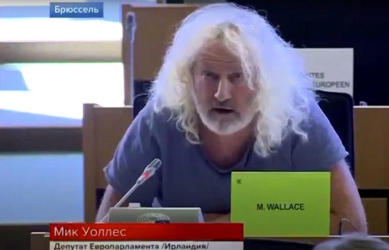 Mick Wallace