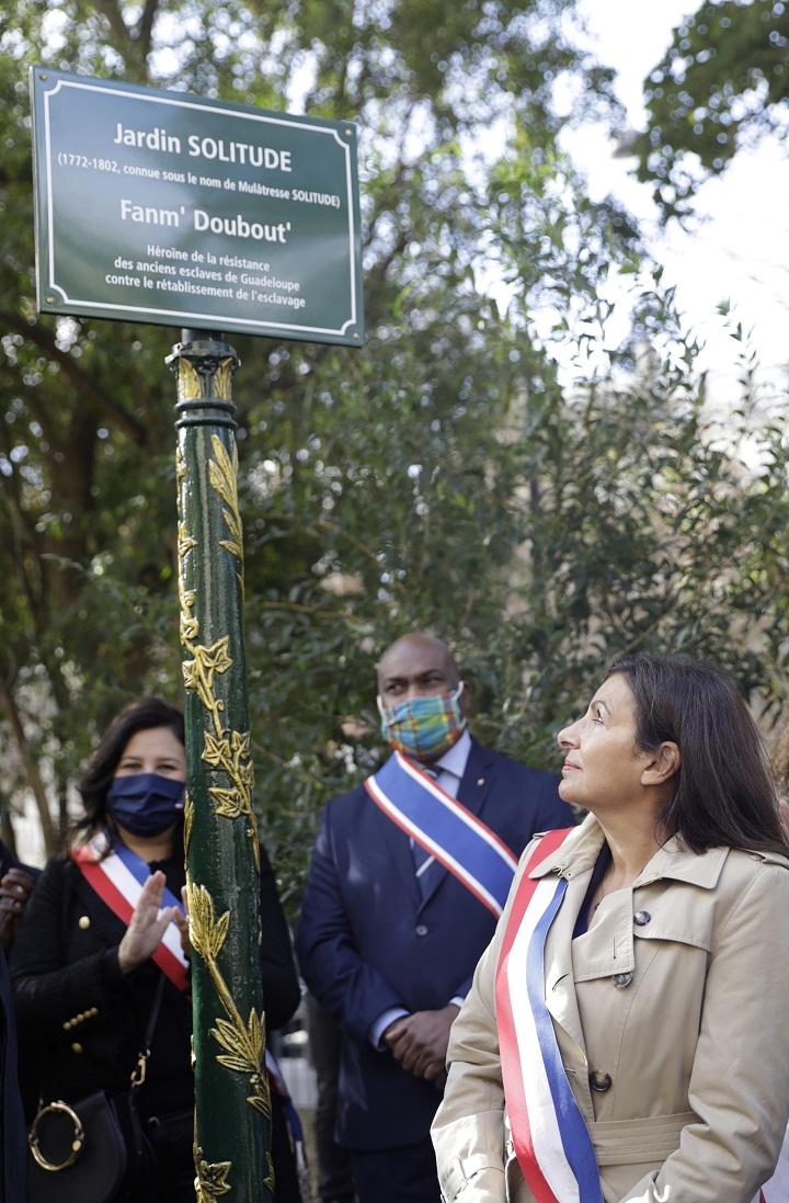 Paríž otvoril park pomenovaný po černošskej žene