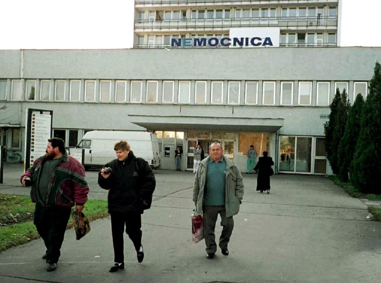 Nové Zámky nemocnica