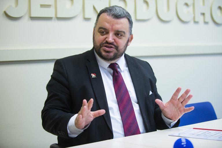 Eduard Chmelár, Socialisti.sk, snem