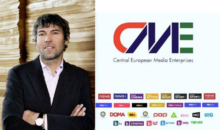 Peter Kellner, Česko, CME