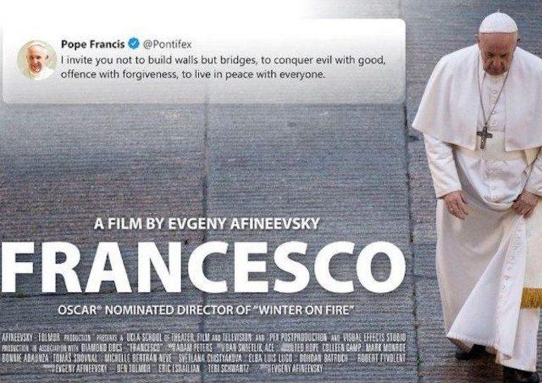 Film Francesco vyvolal pozornosť
