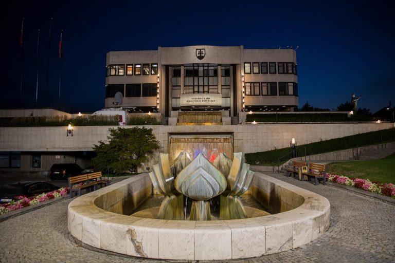 Budova Národnej rady