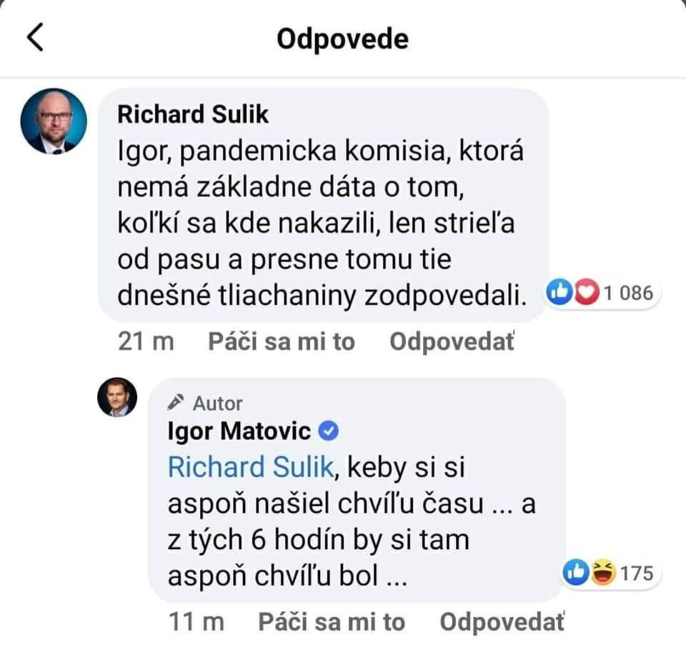 Sulík a Matovič