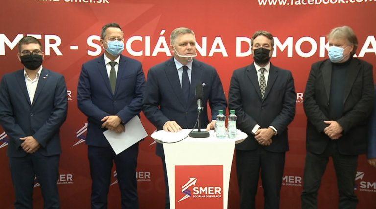 Smer-SD, Robert Fico, reakcia
