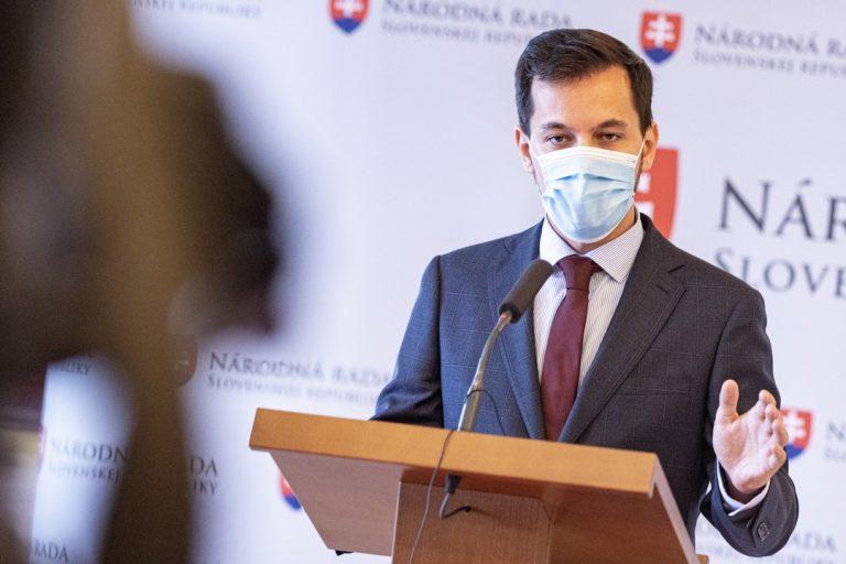 Juraj Šeliga, poslanec, reakcia, Núdzový stav