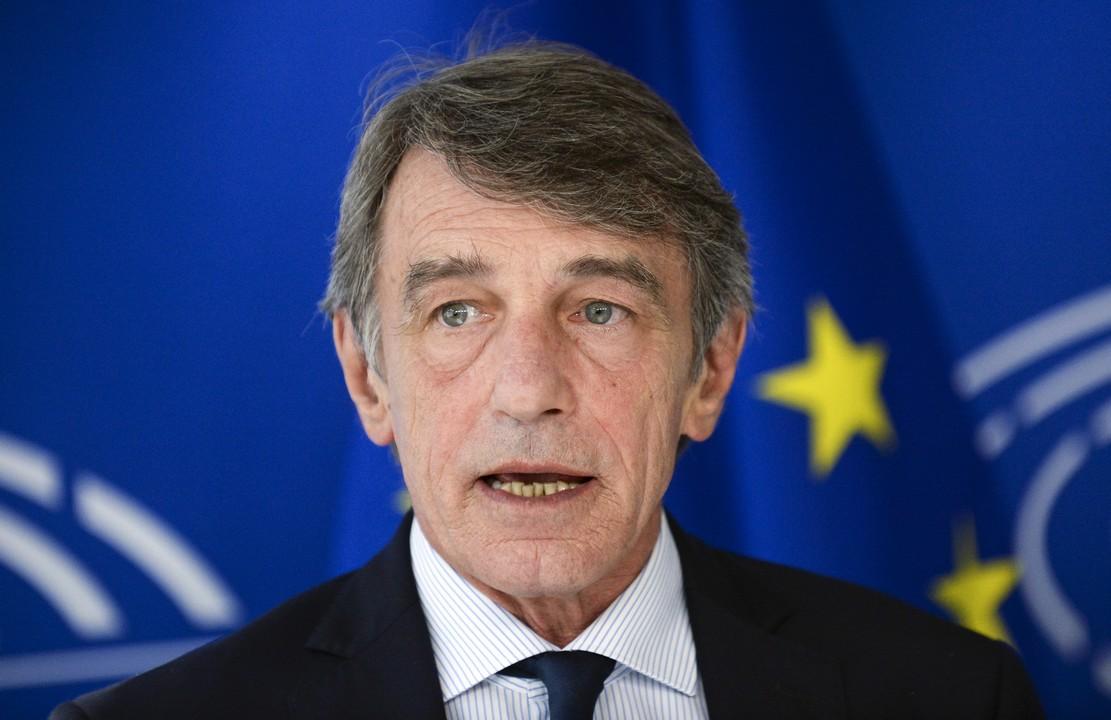 David Sassoli, predseda, Európsky parlament