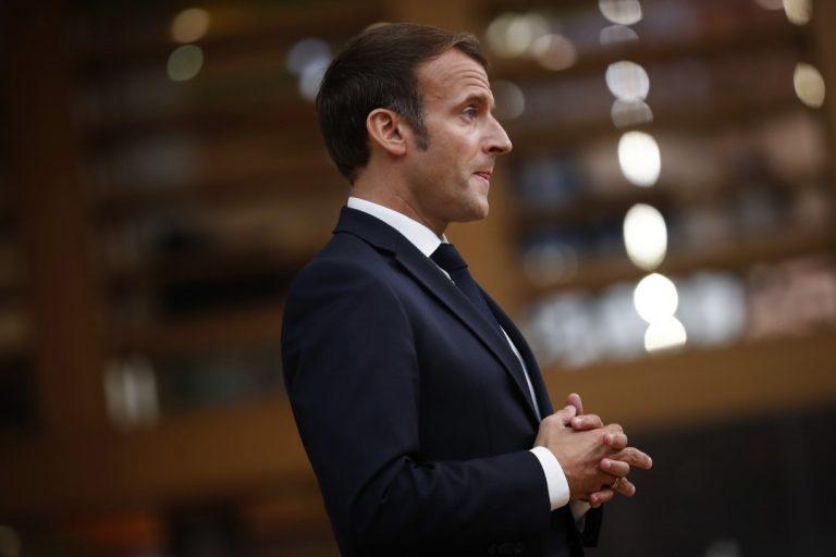 Emmanuel Macron, Francúzsko, prezident, Náhorny Karabach