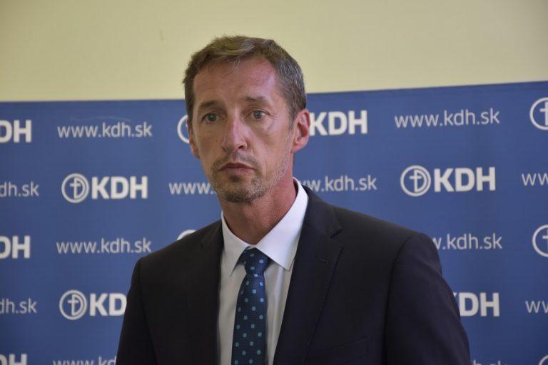 Milan Majerský, predseda, KDH, podpora, ľudia