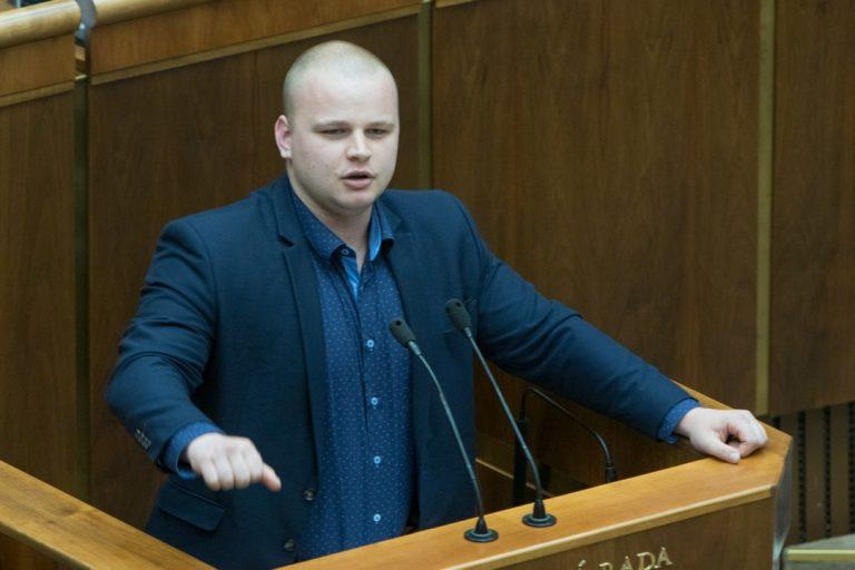 Milan Mazurek , poslanec, trestné stíhanie