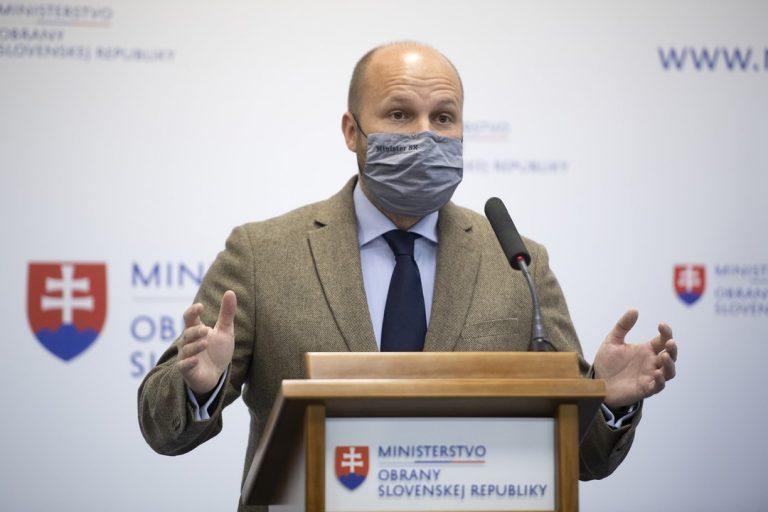 Jaroslav Na´d, minister, obrana