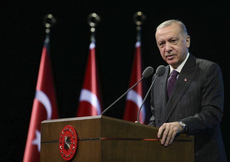Recep Tayyip Erdogan, Turecko, prezident