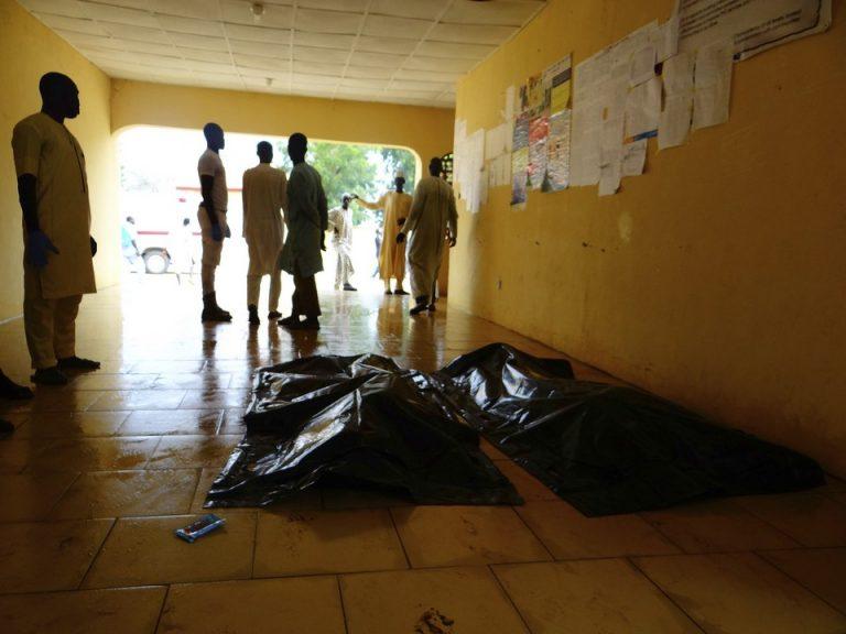 Nigéria, útok, obete