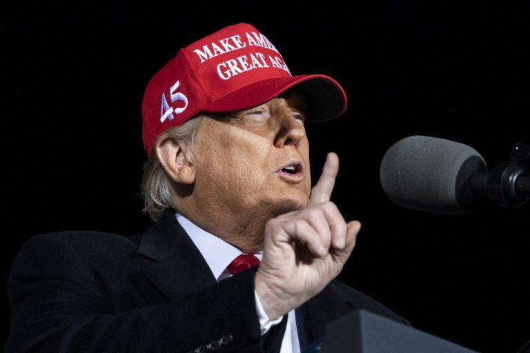 Donald Trump, prezident, USA