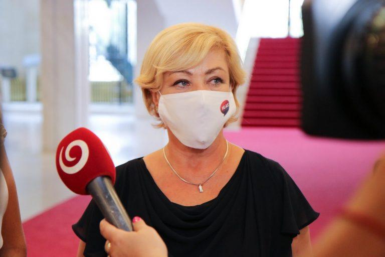 Ľubica Laššáková, Hlas-SD, poslankyňa