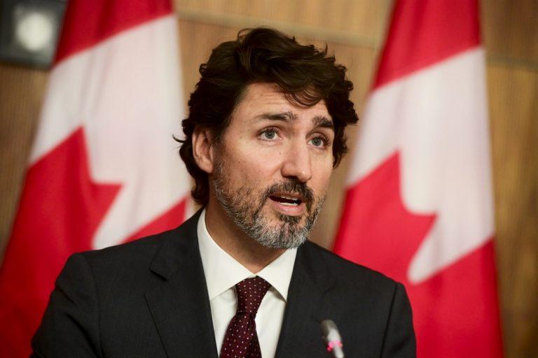 Justin Trudeau, premiér, Kanada