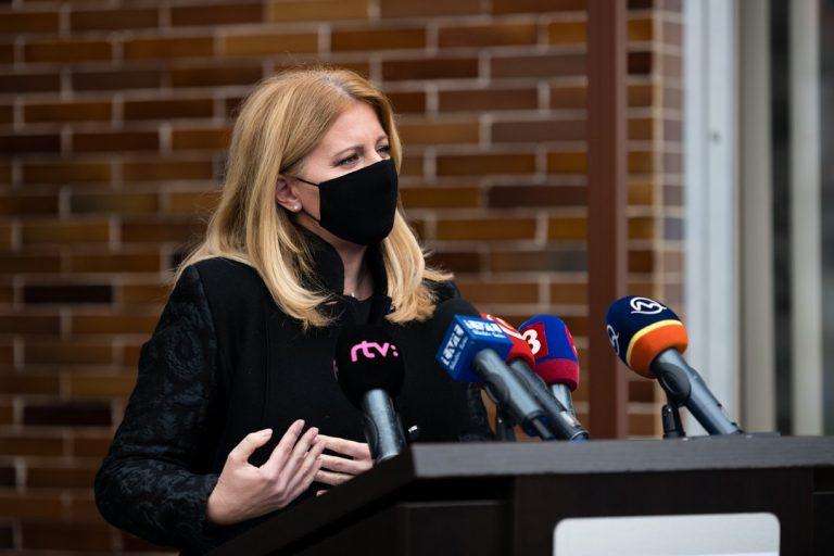 Zuzana Čaputová, prezidentka, návšteva