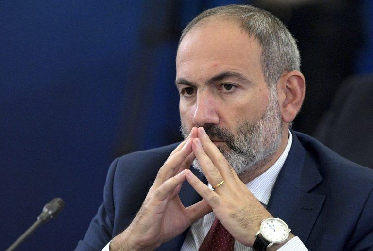 Nikol Pašinjan, Arménsko, premiér