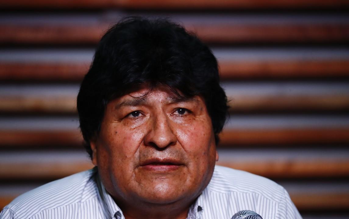 Evo Morales, Bolívia, exprezident