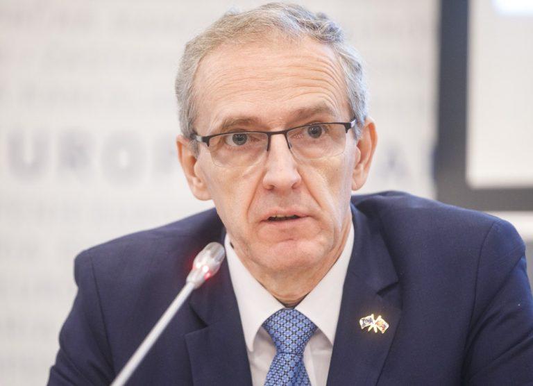 Ivan Štefanec, poslanec, EP, KDH