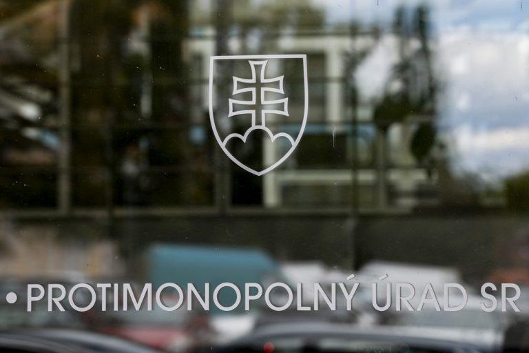 Protimonopolný úrad, hospodárska súťaž, správa