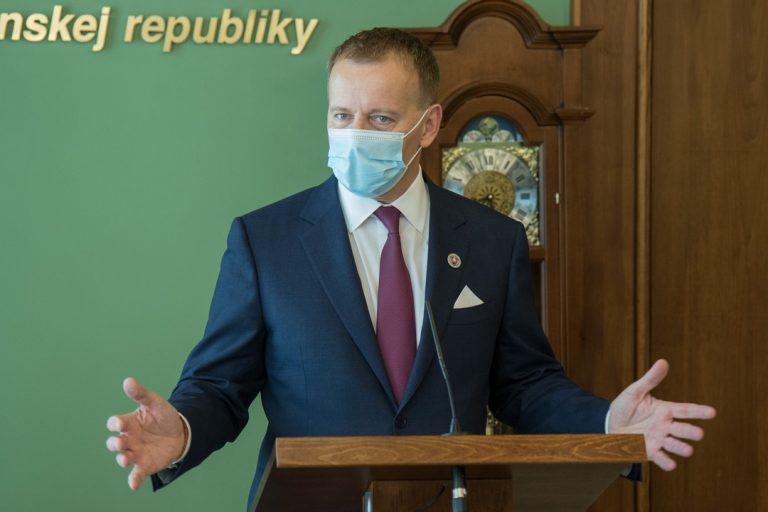 Boris Kollár, predseda, parlament