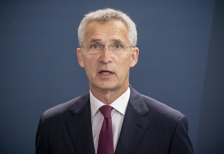 Jens Stoltenberg, NATO, USA