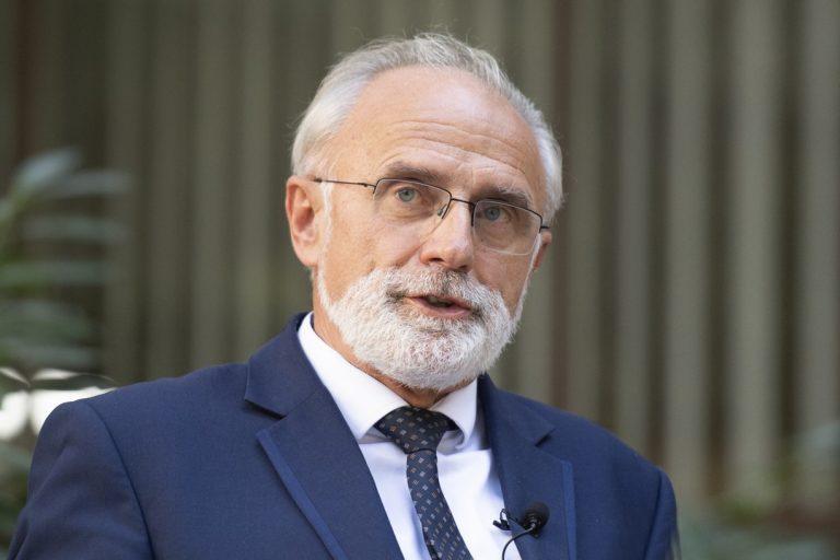 Ján Mičovský, minister, pôdohospodárstvo