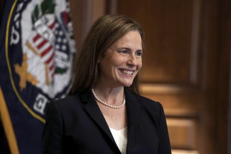 Amy Coneyová Barrettová, sudkyňa, USA, Najvyšší súd