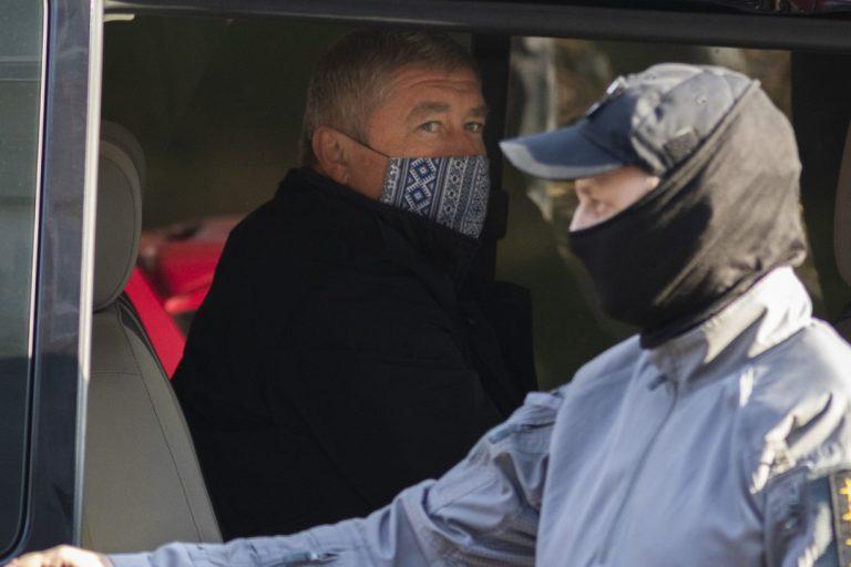 Dušan Kováčik, prokurátor, obvinenie