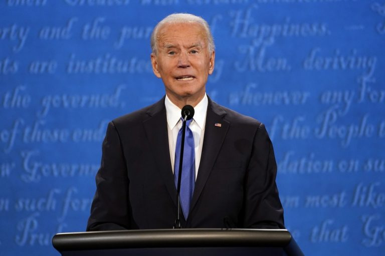 Joe Biden, kandidát, prezident, USA