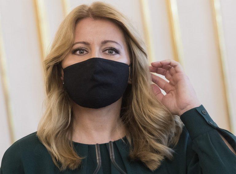Zuzana Čaputová, prezidentka, zákon, =Ustavný súd