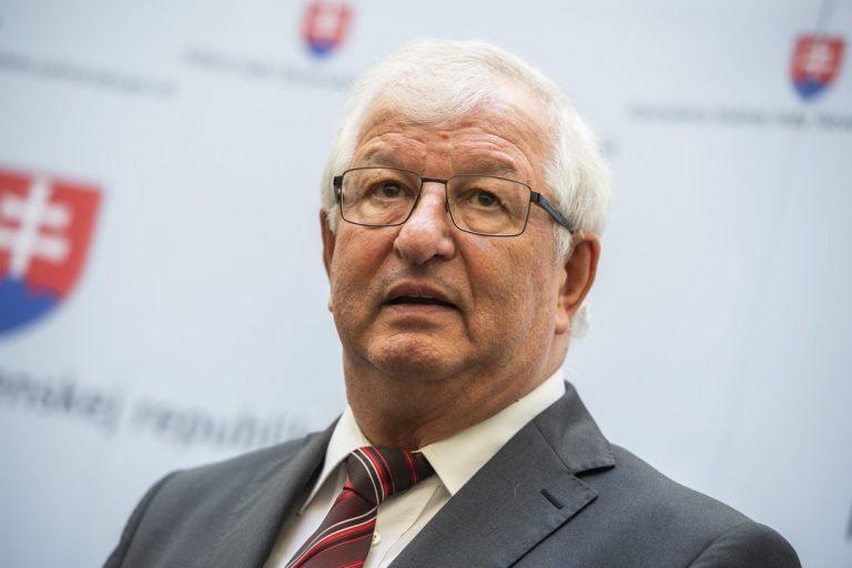 Ján Mazák, predseda, Súdna rada