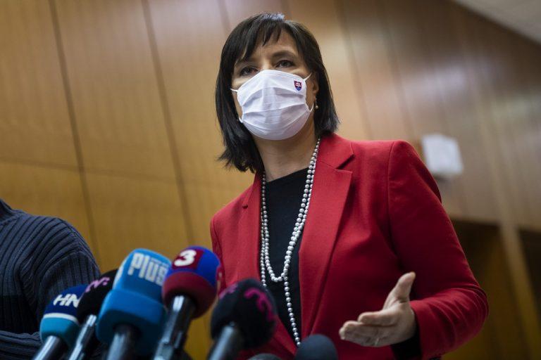 Veronika Remišová, ministerka, Boris Kollár