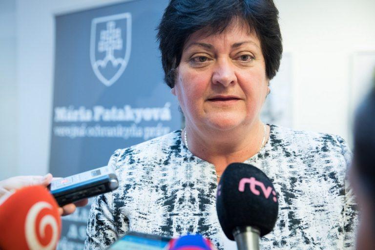 Mária Patakyová, reakcia, Akademický senát, STU