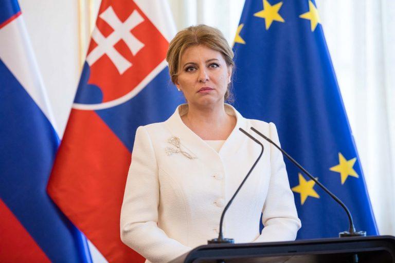Zuzana Čaputová, Slovensko, prezidentka