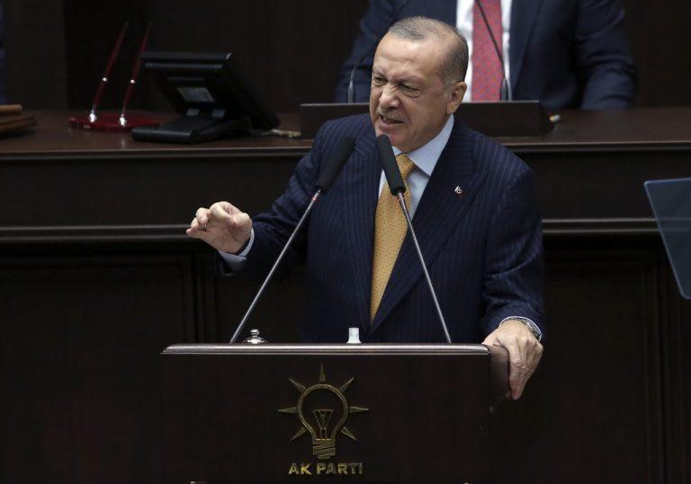 Recep Tayyip Erdogan, Turecko, prezident, Idlib