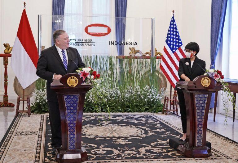 Mike Pompeo, minister, diplomacia, USA